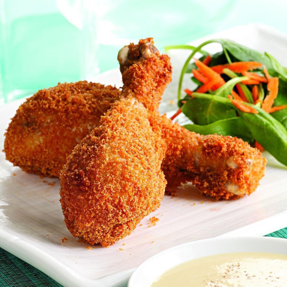 chicken-drumstick en grávida