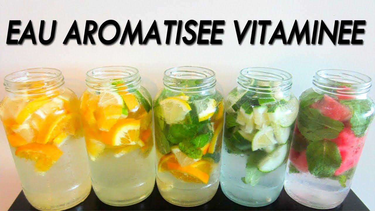 eau-aromatisee enceinte
