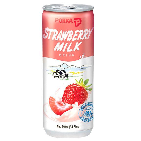 lait-fraise enceinte
