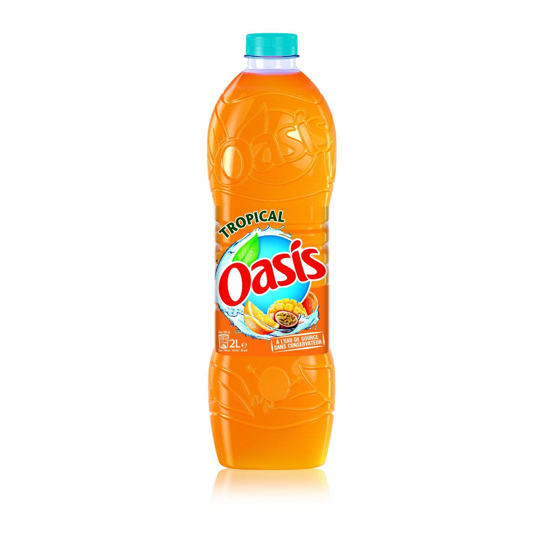 oasis enceinte