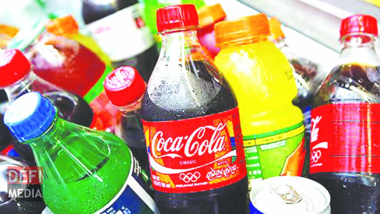 soda enceinte