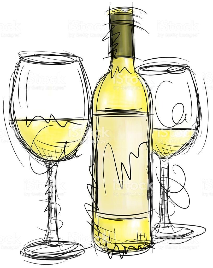 vin-blanc enceinte