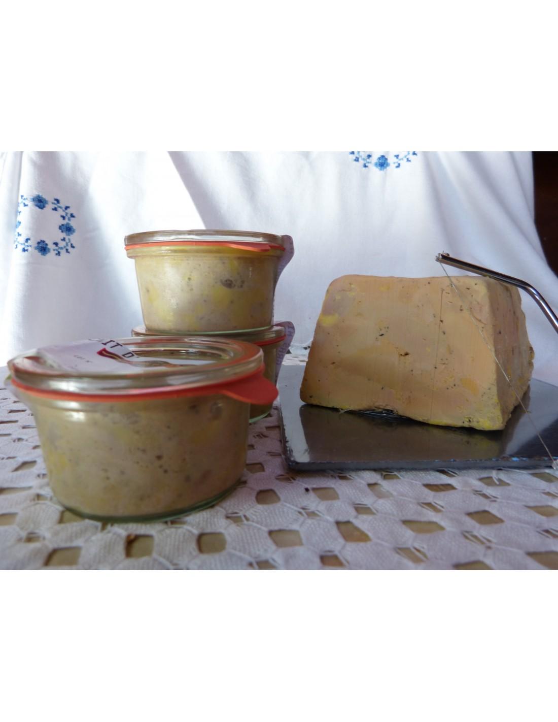 foie-gras-mi-cuit enceinte