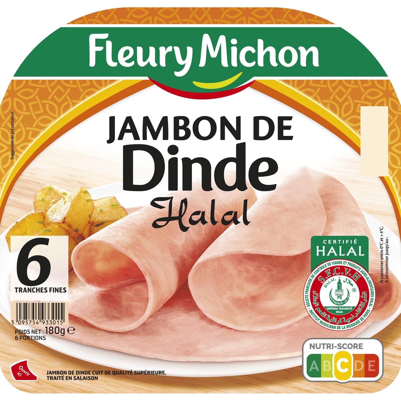 jambon-dinde enceinte
