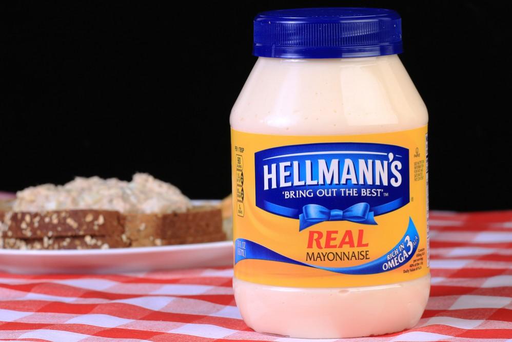 mayonaise enceinte