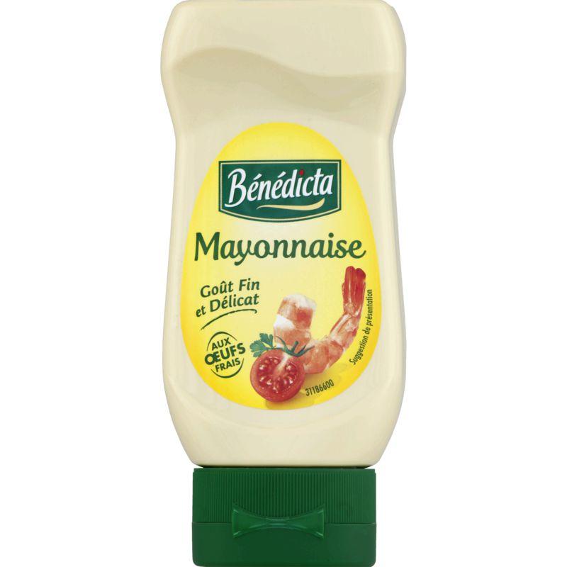mayonnaise-benedicta enceinte