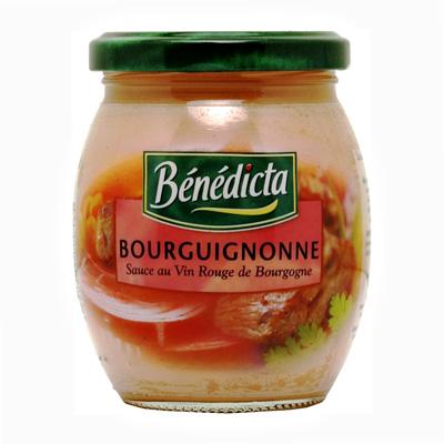 sauce-bourguignone enceinte