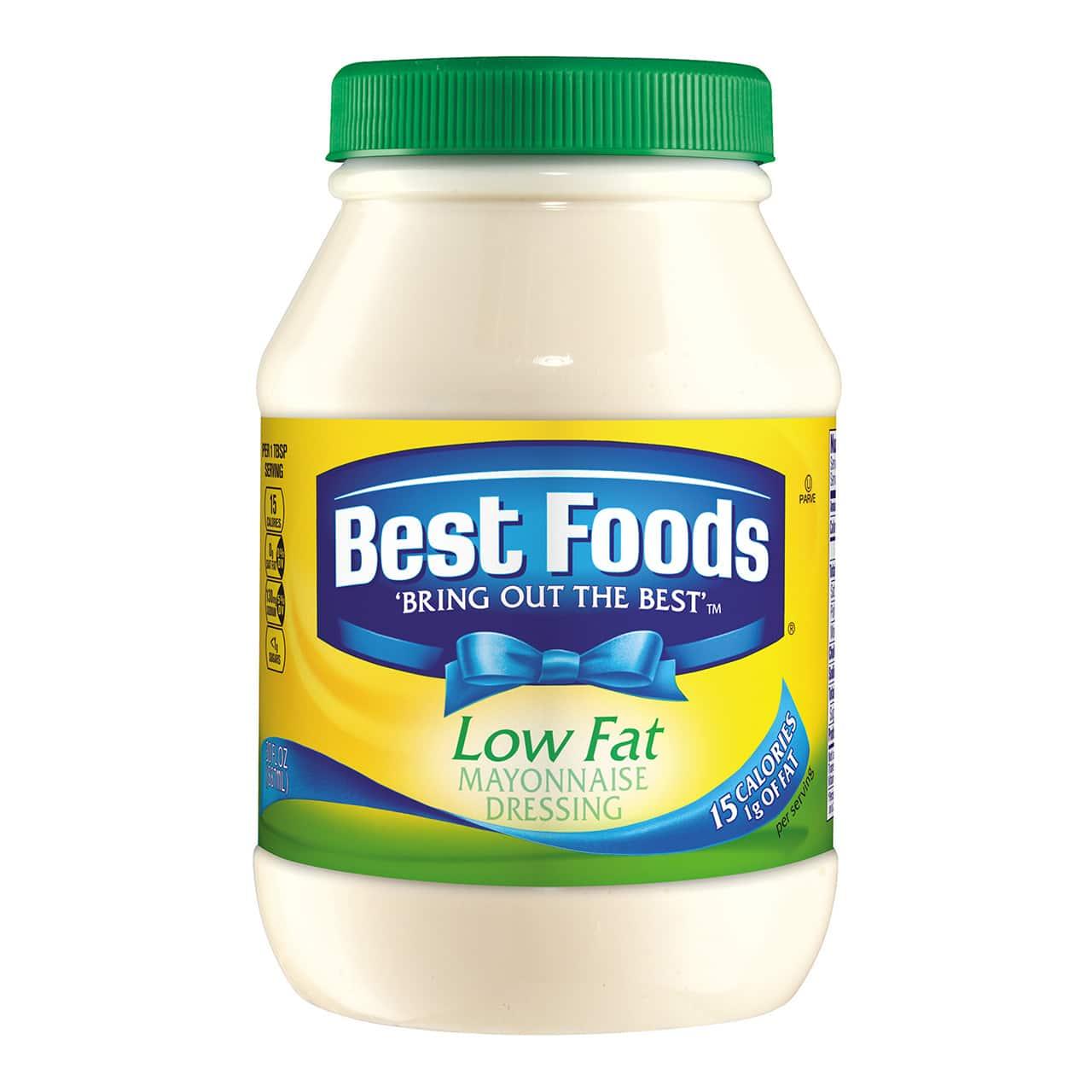 low-fat-mayonnaise en grávida