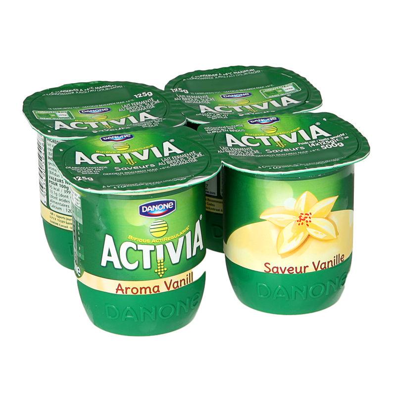 activia-vanille enceinte