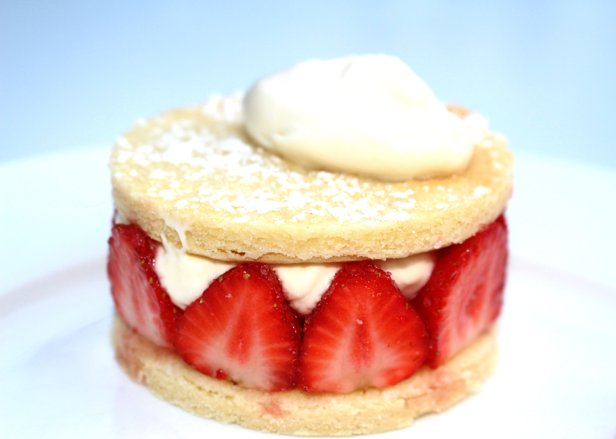 gateau-a-la-fraise enceinte