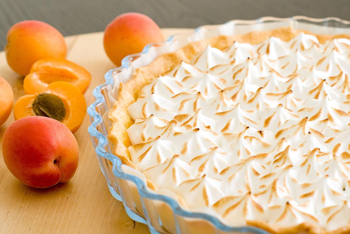 tarte-abricot enceinte