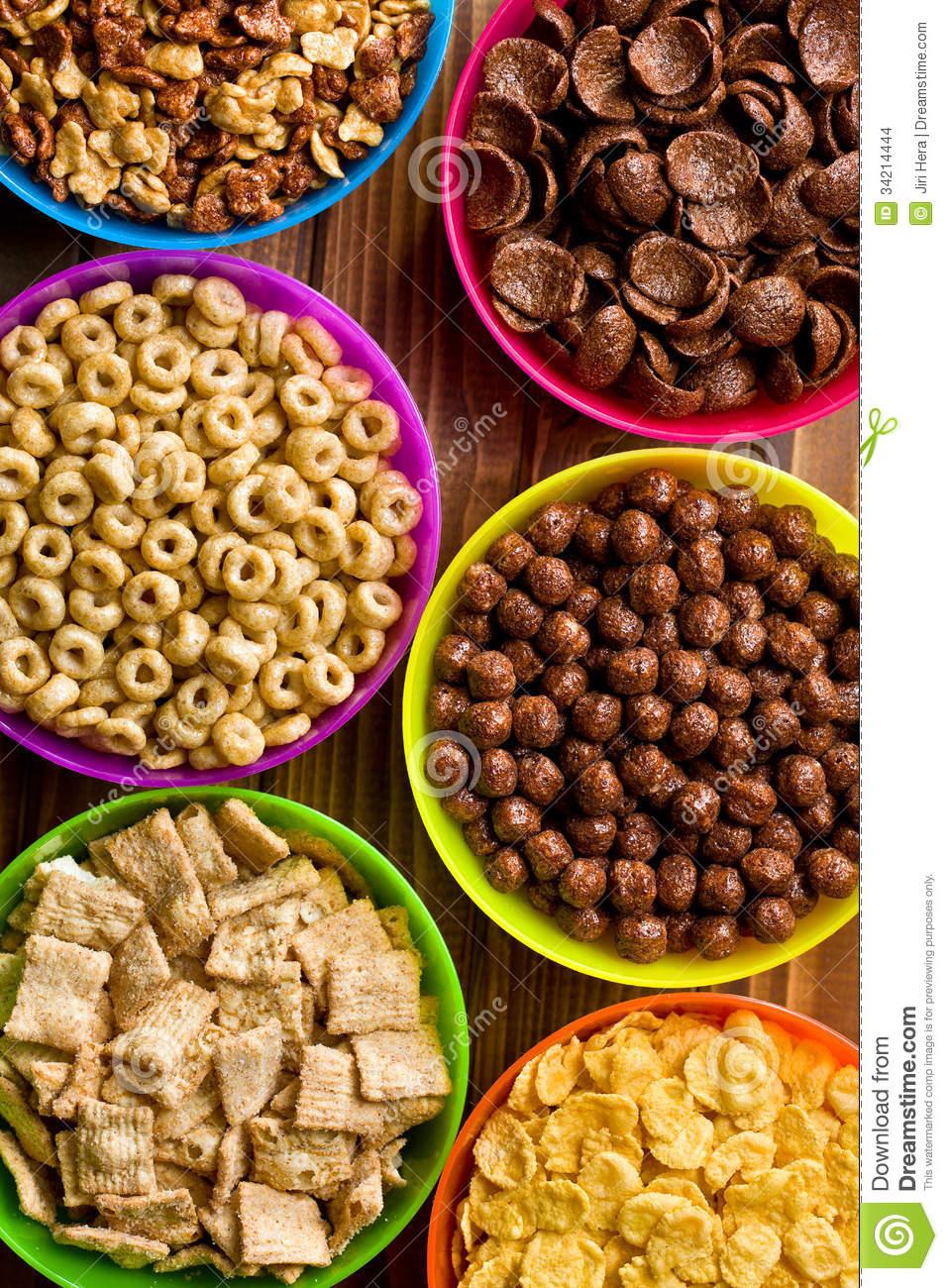 cereales enceinte
