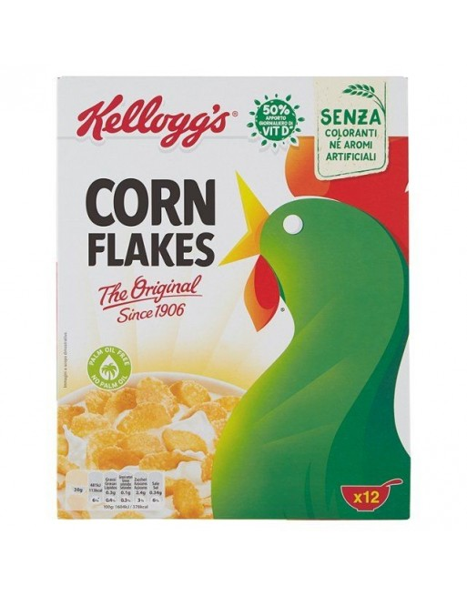 corn-flakes enceinte