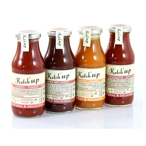 ketchup enceinte