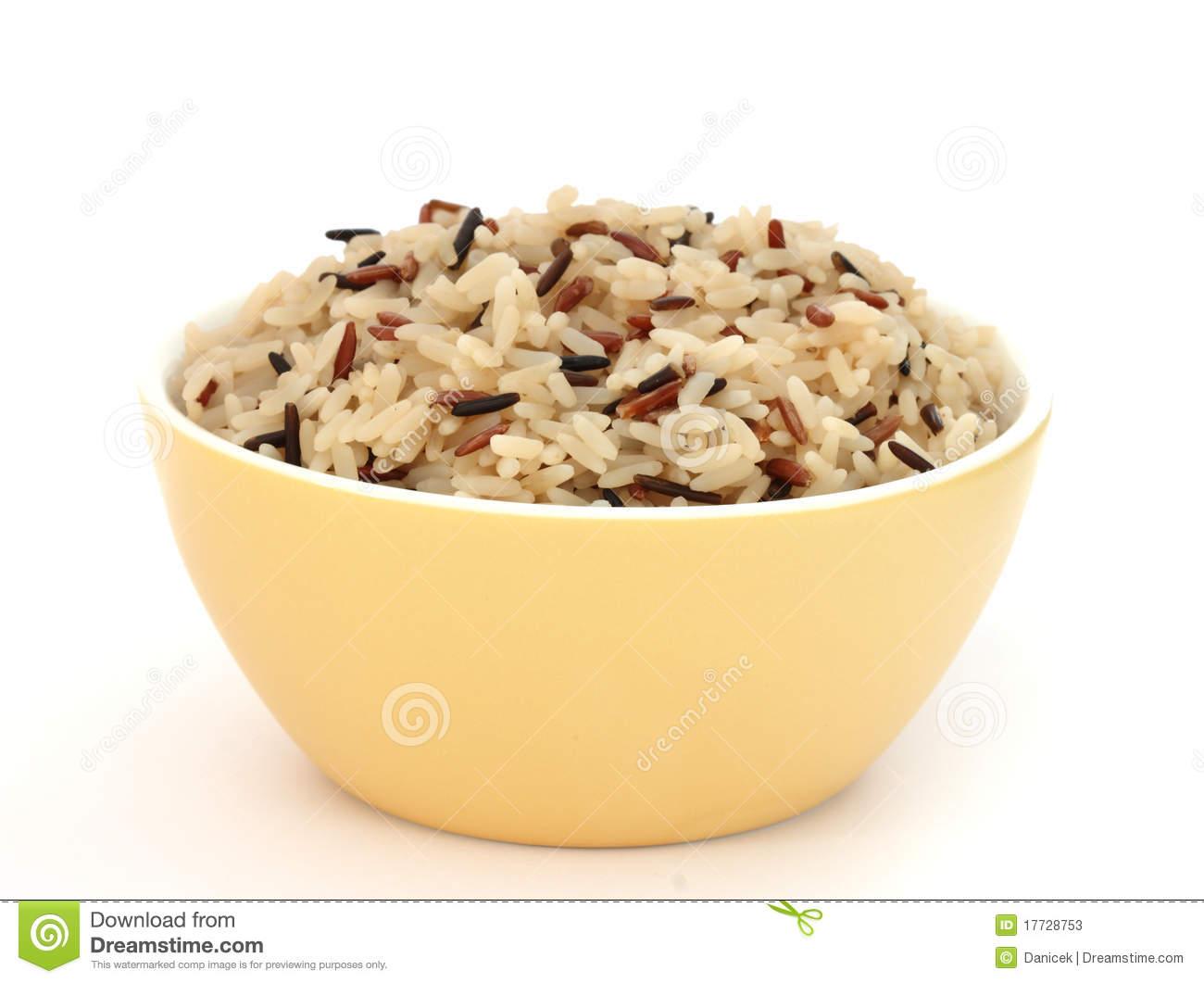 riz-cuit enceinte