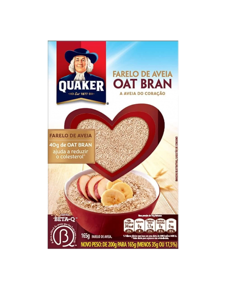oat-bran en grávida