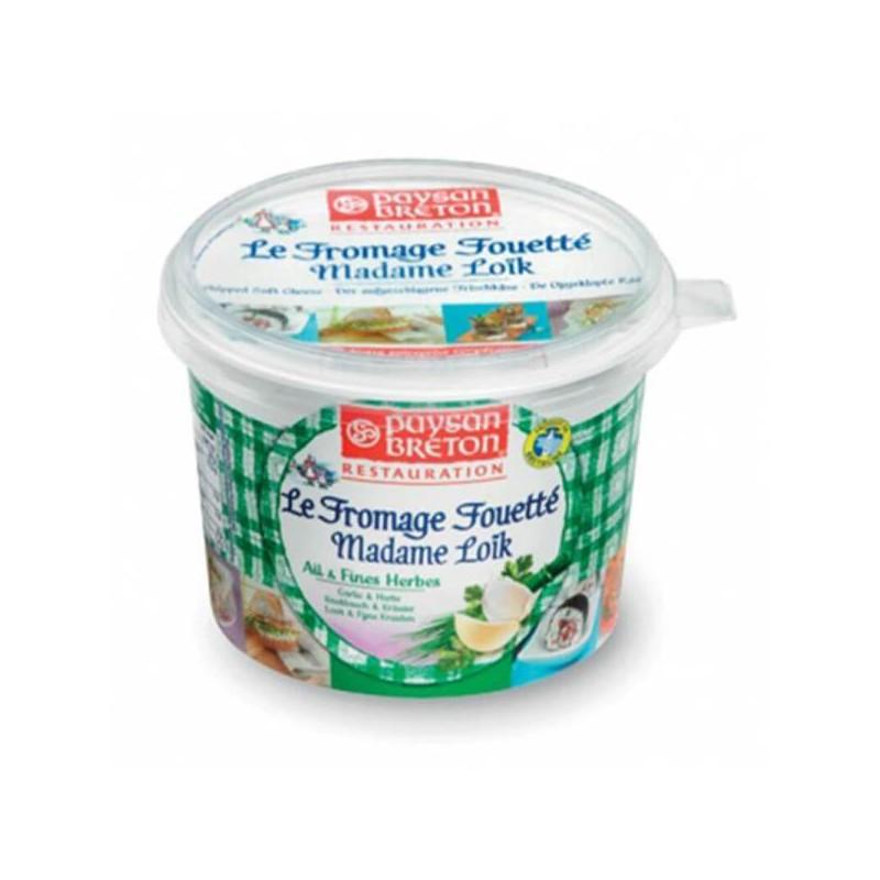 fromage-ail-et-fine-herbes enceinte