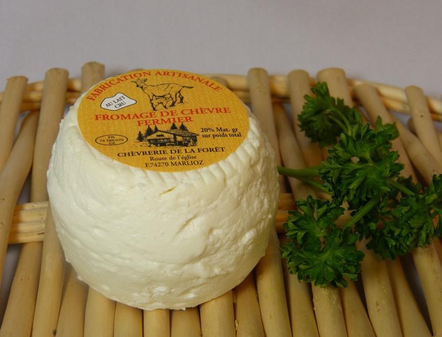fromage-de-chevre-frais enceinte