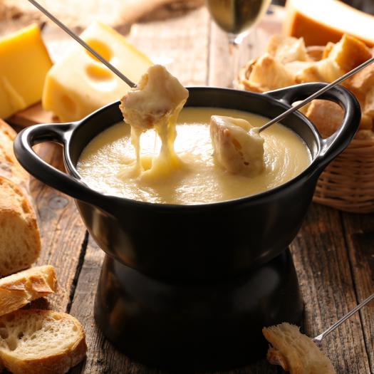 la-fondue-savoyarde enceinte