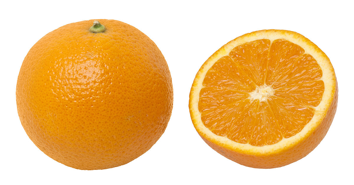 orange enceinte