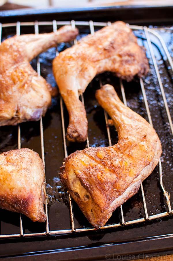 chicken-thigh schwanger