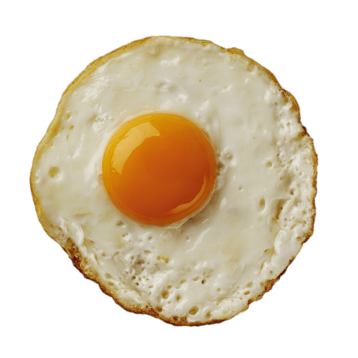 fried-egg embarazada