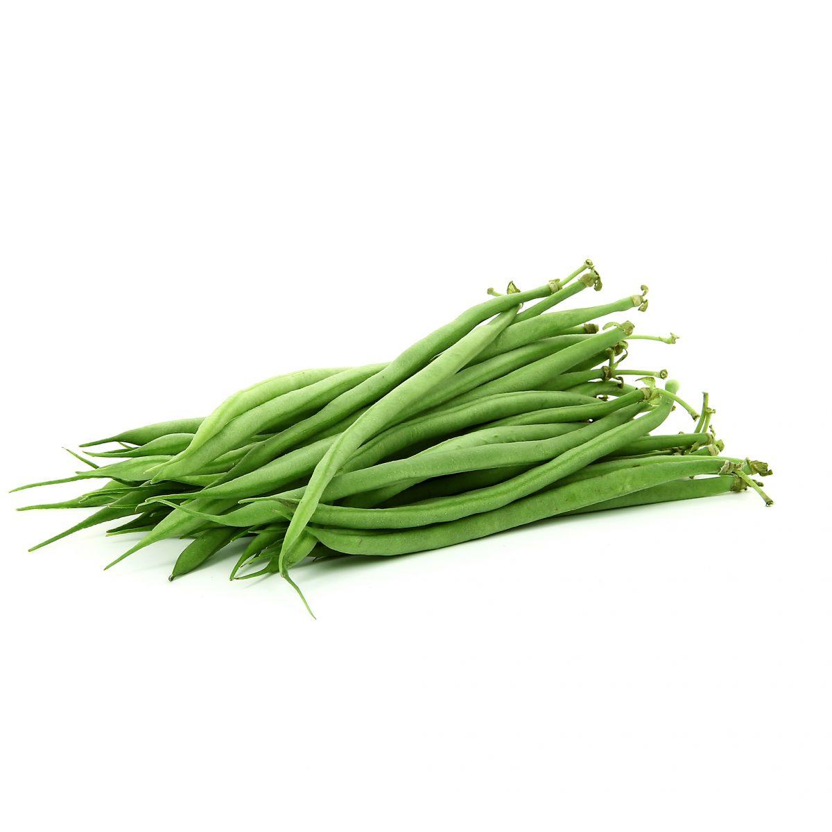 haricots-verts enceinte
