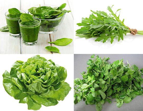salade-verte enceinte