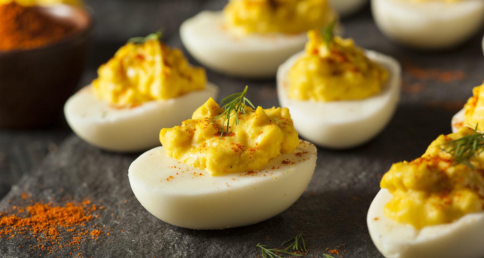 deviled-egg en grávida