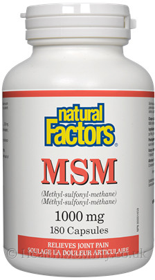 msm-methyl-sulfonyl-methane enceinte