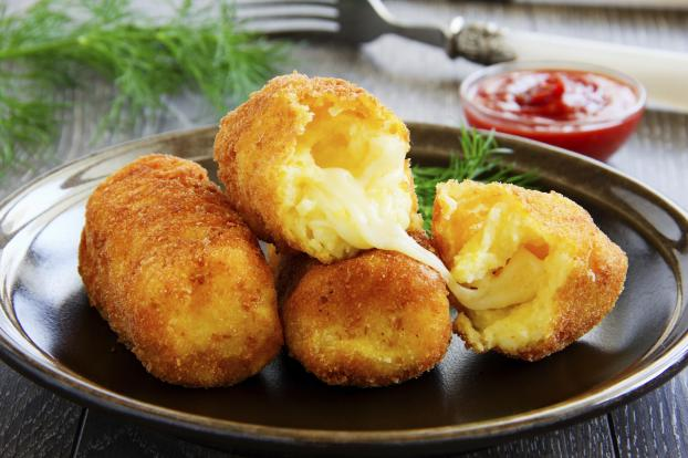 cheese-croquettes pregnant