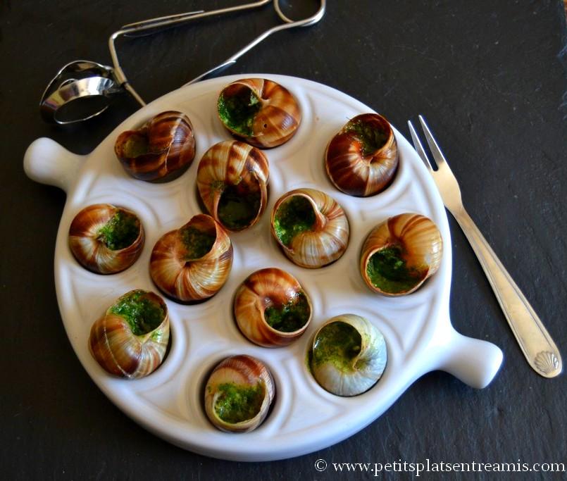 escargots enceinte