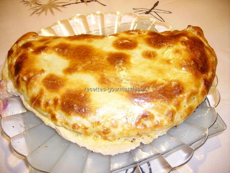 feuillete-jambon enceinte