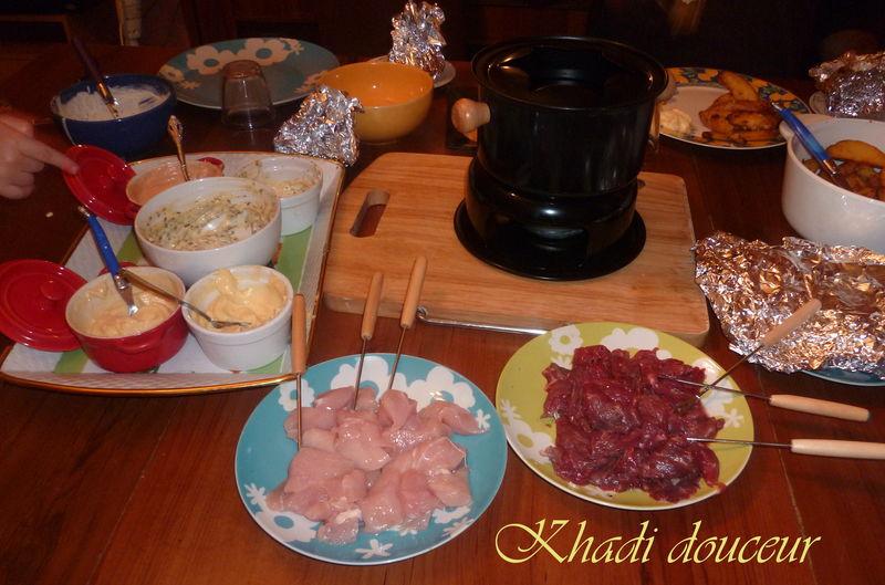 fondue-bourguignonne enceinte