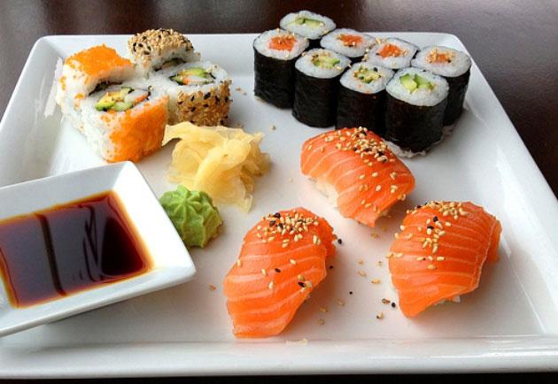 maki-sushi pregnant