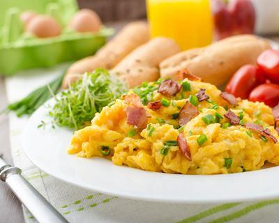 omelette-aux-lardons enceinte