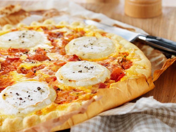 pizza-chevre enceinte