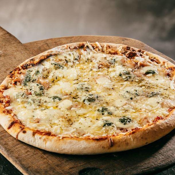 pizza-gorgonzola enceinte