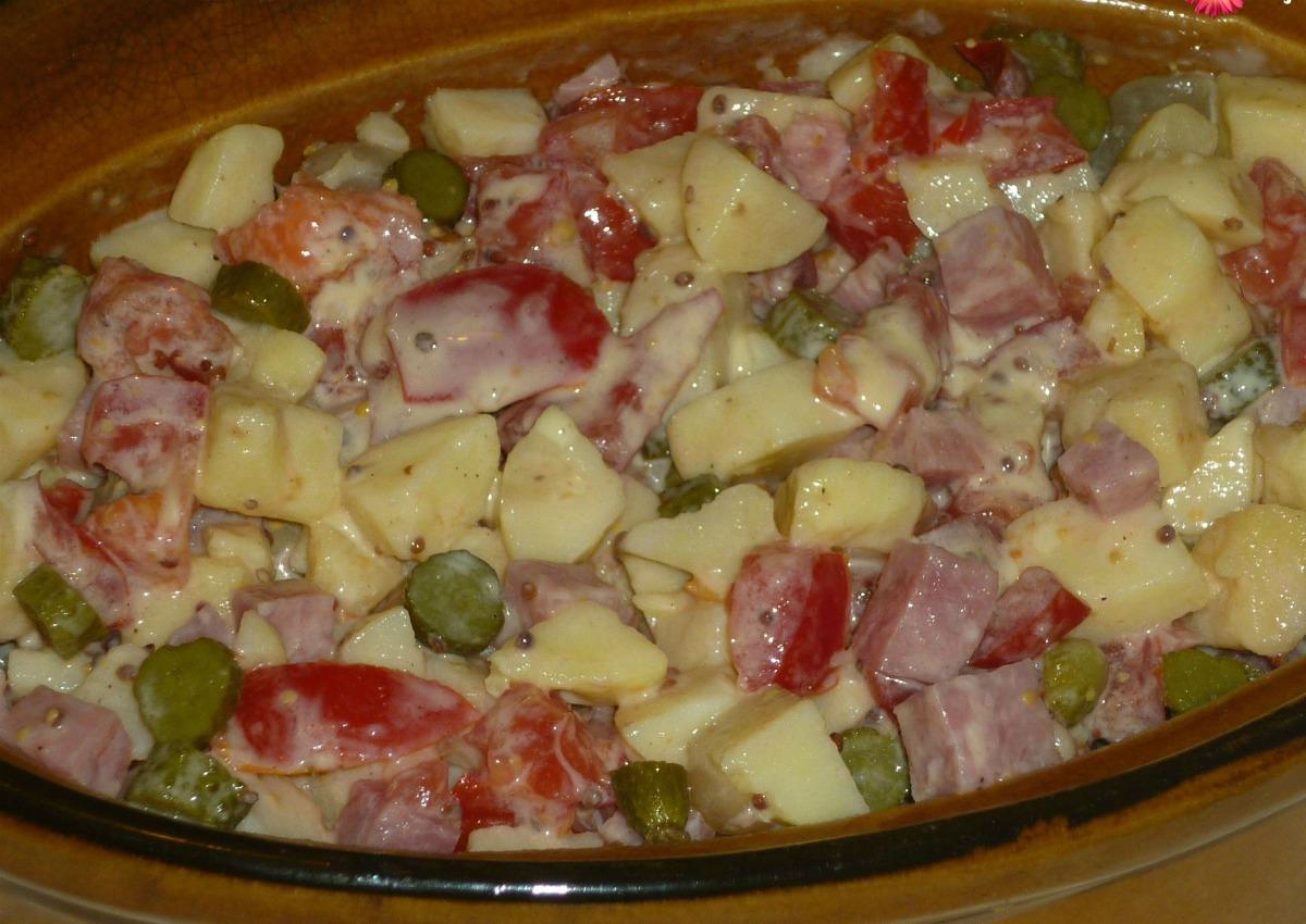 salade-piemontaise enceinte