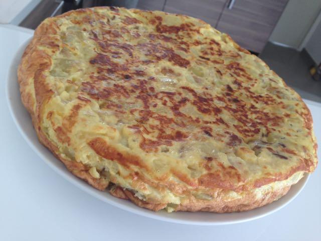 tortilla enceinte