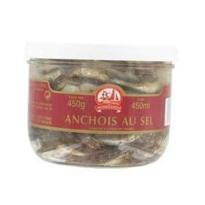 anchois-conserve enceinte