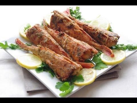 poisson-frit enceinte