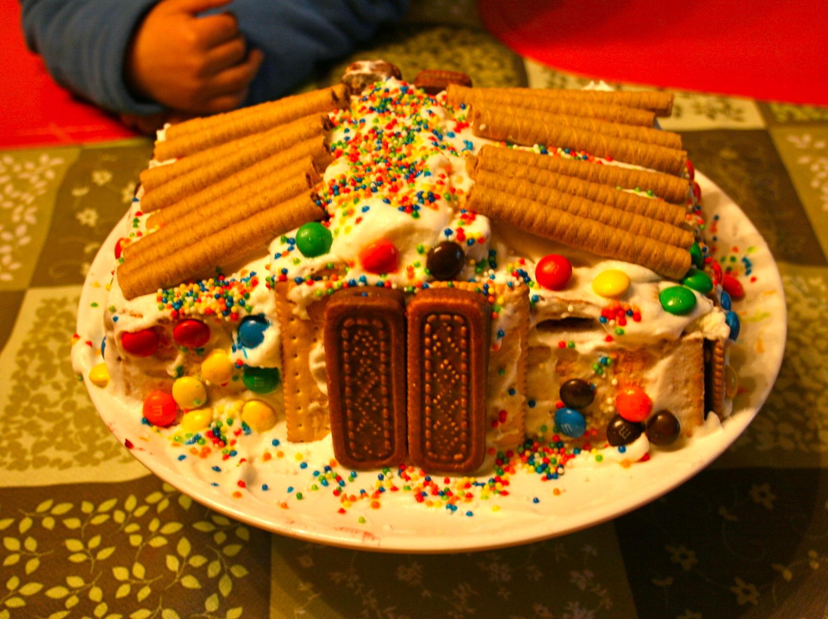 casa-hecha-la-galleta embarazada
