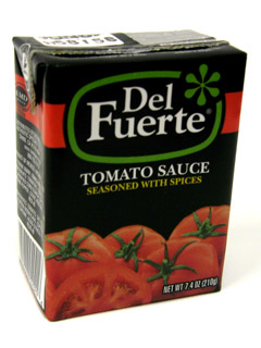 tomato-sauce incinta