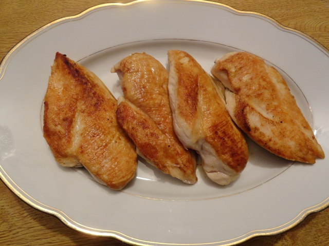 blanc-de-poulet enceinte