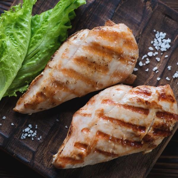 poulet-filet enceinte